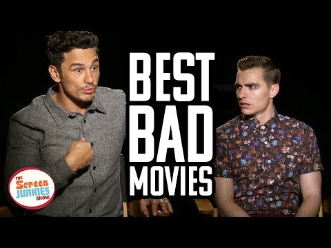 James Franco Recreates Bad Movies as Tommy Wiseau