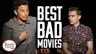 Video James Franco Recreates Bad Movies as Tommy Wiseau MP3, 3GP, MP4, WEBM, AVI, FLV Juni 2018