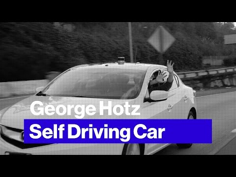 26YearOld Hacker Who Built A SelfDriving Car In His