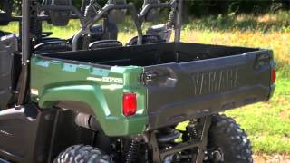 6. 2015 Yamaha Viking VI side by side walkaround