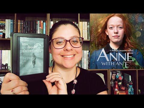 Anne with an E X Anne de Green Gables ( livro X série )   Entre Histórias