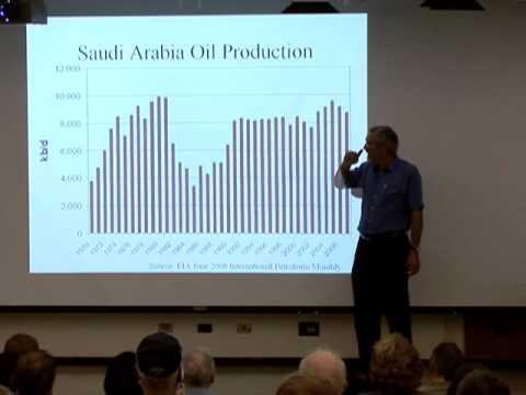 The Future of Oil