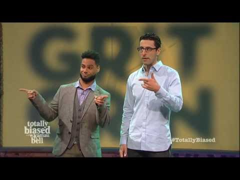 Totally Biased  Zach Sherwin and Joshua Silverstein Performs Grit & Grin