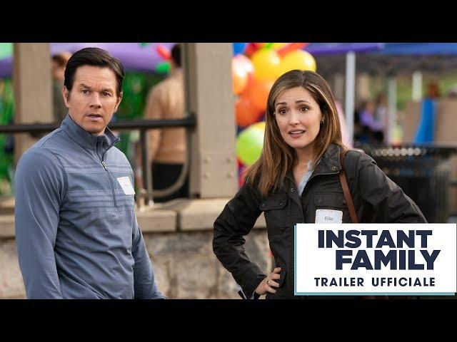 Anteprima Immagine Trailer Instant Family, trailer ufficiale italiano