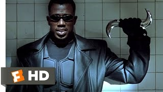 Nonton Blade (1/3) Movie CLIP - Vampire Killer (1998) HD Film Subtitle Indonesia Streaming Movie Download
