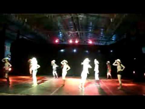 I Mostra de Dança de Vitor Meireles - Grupo de Dança Tendência - De Bem Com a Vida
