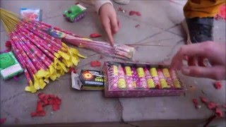 Fireworks for kids - Chinese New Year Celebration