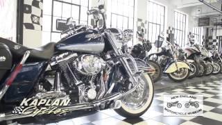 2. 2002 Harley Davidson Road King FLHR