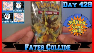 Pokemon Pack Daily XY Fates Collide Booster Opening Day 429 - Featuring MarkeyBuilder by ThePokeCapital