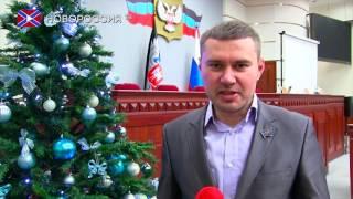 Новогоднее Поздравление Юрия Леонова