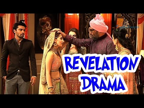 Drama at Samaira and Arjun's wedding
