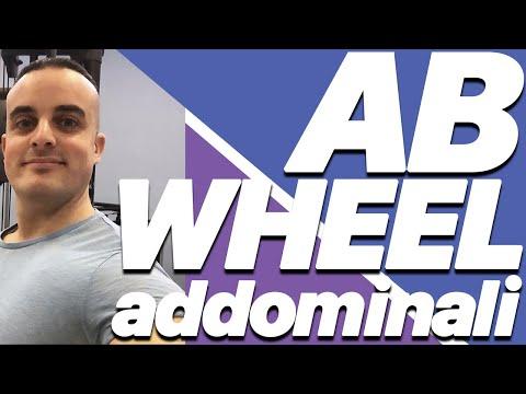 Addominali Scolpiti a Casa: Perché usare l'Ab Wheel