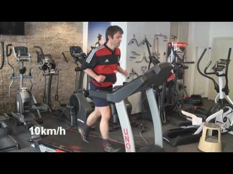 Uno Fitness Laufband RUN Fit 3.0- AKW FITNESS im Test!