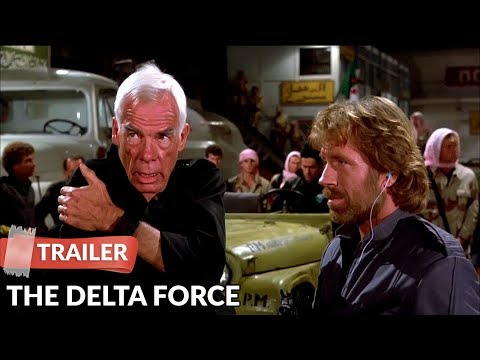 The Delta Force 1986 Trailer | Chuck Norris | Lee Marvin