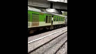 Rewari India  city pictures gallery : India's First CNG Train, Rewari-Rohtak