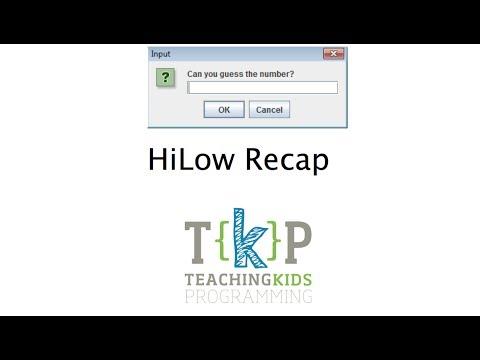 """HiLow"""