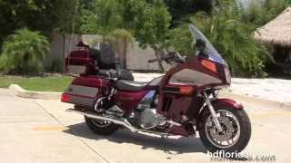 5. Used 2002 Kawasaki Voyager XII Motorcycles for sale in Tampa Florida