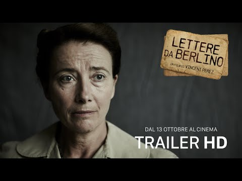 Alone in Berlin (International Trailer 2)