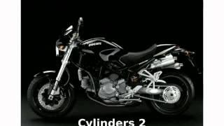 2. 2008 Ducati Monster S2R 1000 - Info