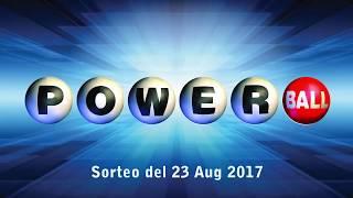 Resultado de jackpot récord de loto Powerball del 23 de agosto del 2017 No te pierdas ningún otro sorteo! Puedes ser el próximo...
