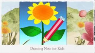 Drawing Now for Kids YouTube video