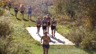 Boothbay Region High School Cross Country MVC Championships
