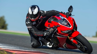6. 2017 Honda CBR1000RR And CBR1000RR SP Review