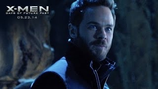 "X-Men: Days of Future Past | ""Iceman"" Power Piece [HD] 