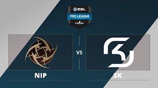 NiP vs SK, game 1