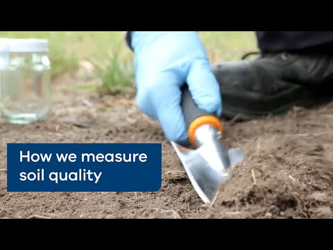 How we measure soil quality