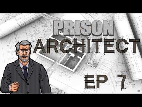 Prison Architect УДО, класс, образование, обучение ч. 7 (видео)