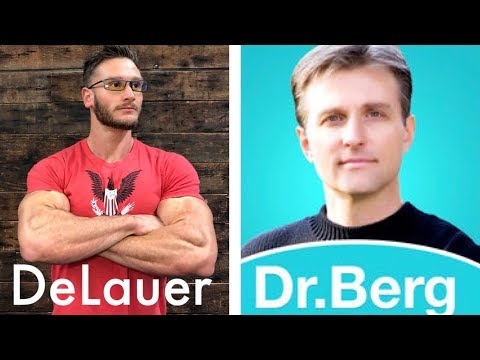 Thomas DeLauer & Dr. Berg Collab: Health & Fitness Review of the Ketogenic Diet