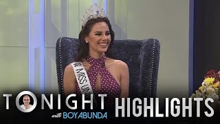 Video TWBA: Catriona recalls her humble beginnings before she joined pageants MP3, 3GP, MP4, WEBM, AVI, FLV Agustus 2018