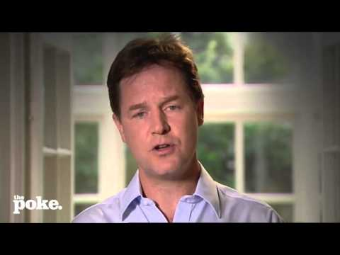 Poke - Nick Clegg hopes that his heartfelt new single will make things good again with voters. Nick Clegg sings sorry the autotune remix By Alex Ross and James Herr...