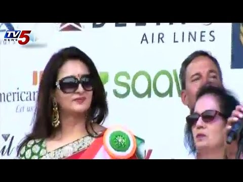 India Day Parade Celebrations in Hicksville : TV5 News