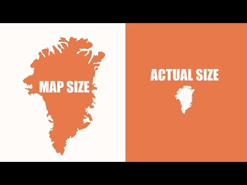 Maps are a lie – Time to dump the Earth map!