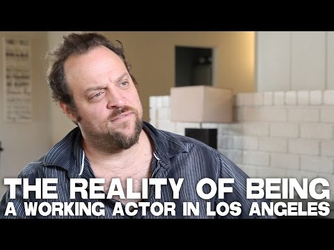The Reality Of Being A Working Actor In Los Angeles by Alex Sol