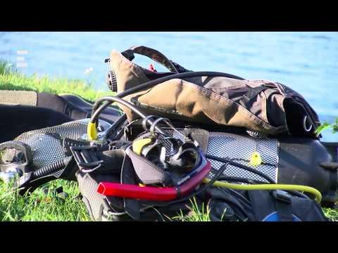Búvárkodás a Kotró-tóban - Hazahúzó (2018-02-15) - ECHO TV_Búvárkodás. Heti legjobbak