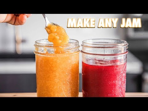 The Easiest Way To Make Any Homemade Fruit Jam (feat. Krewella)