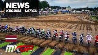 NEWS Highlights MXGP of Latvia 2019
