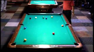 9-Ball / 2013 Chet Itow - Francisco Bustamante Vs Stevie Moore