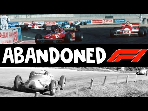 Formula One's Abandoned Race Tracks (Part 4)