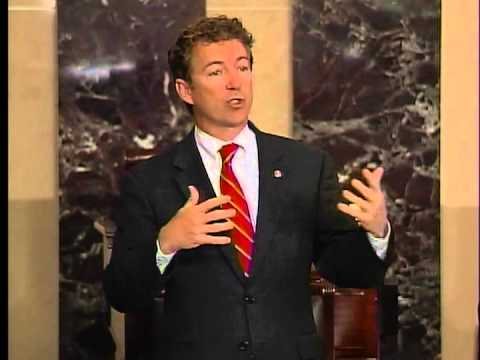 122812 - Sen. Paul speaks against Davis-Bacon Wages for Sandy recovery