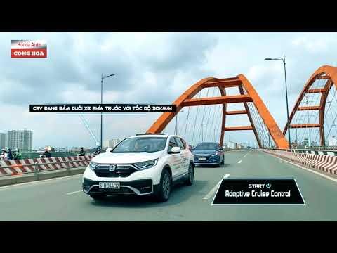 Hướng dẫn sử dụng tính năng ACC trên Honda CRV 2020