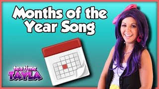 Months of the Year Song with Tayla