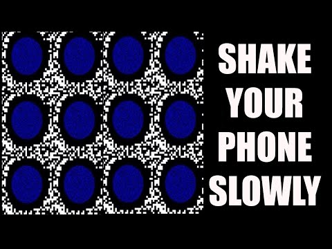 Brain Teasers Puzzles - 10 Optical Illusions that will trick your eyes