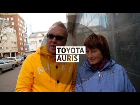 Toyota auris 210 фотография