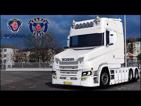 Scania S Torpedo V8 v1.0