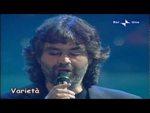, title : 'Andrea Bocelli - Con te partiro' - Il meglio di Torno Sabato [HD]'