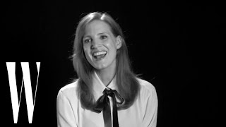 Jessica Chastain Wants to Love Elvis Tender | Lynn Hirschberg's Screen Tests 2015